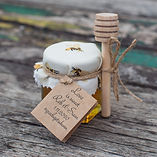Honey Filled Wedding Favour Jars.jpg