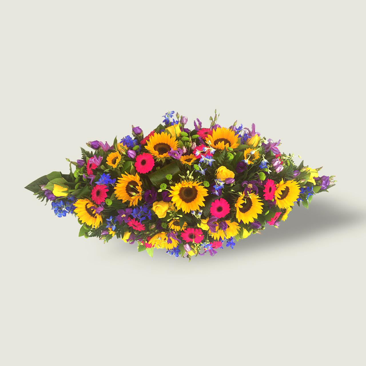Sunflower_Casket_Spray