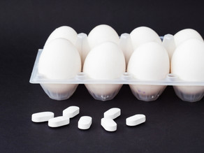 Chicken's Laying Eggs with Human Proteins: Development of a Novel Method of Drug Production