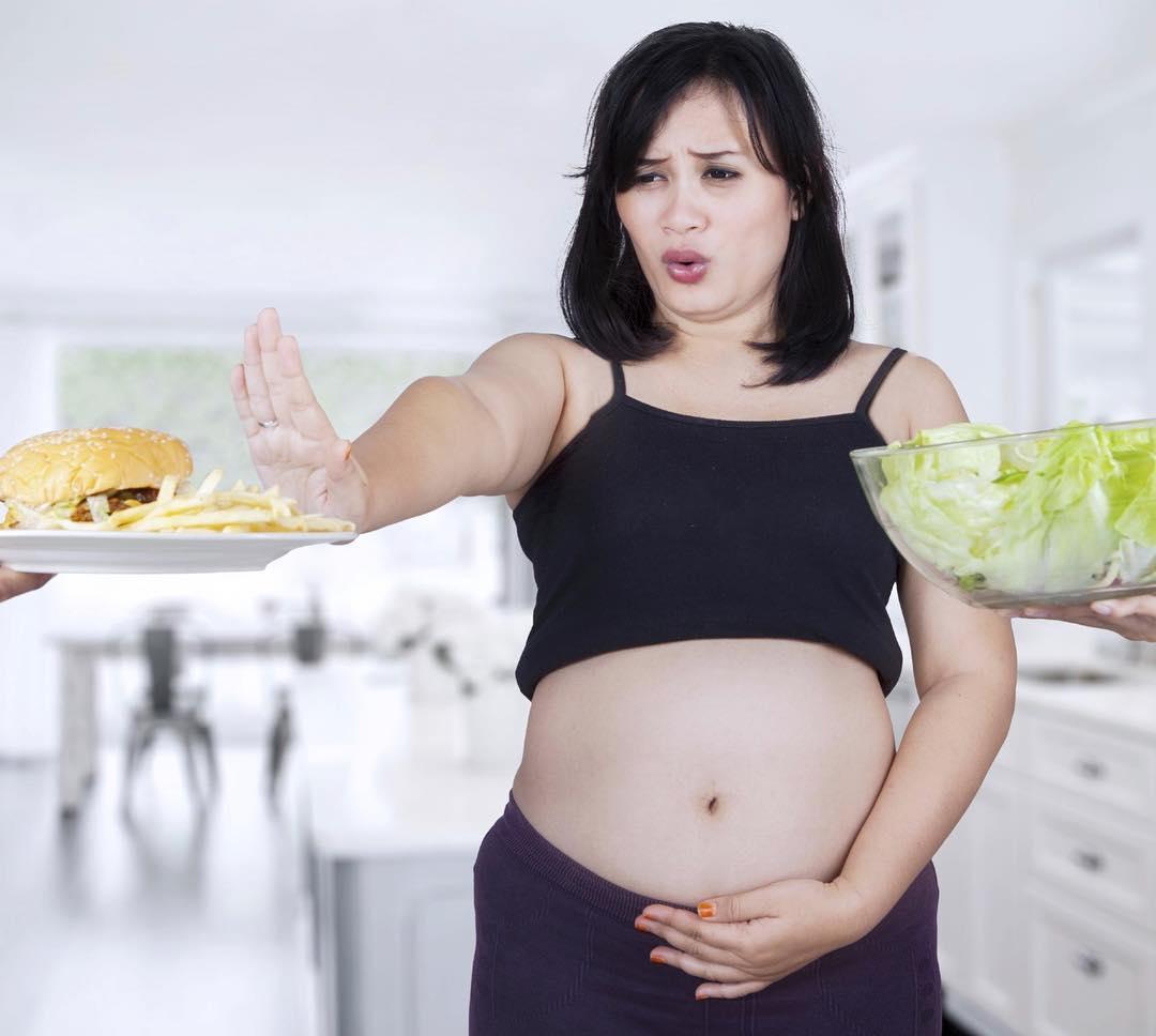 худеем перед родами