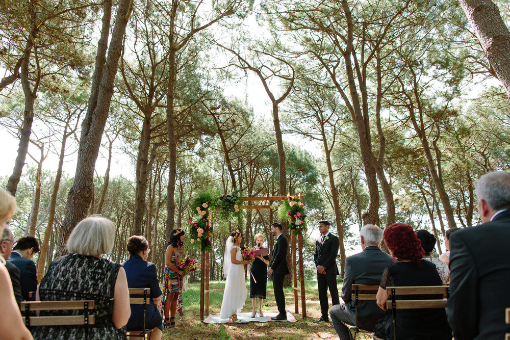 Wedding Ceremony - Sydney Marriage Celebrant