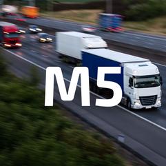 M5 Smart Motorway Case Study