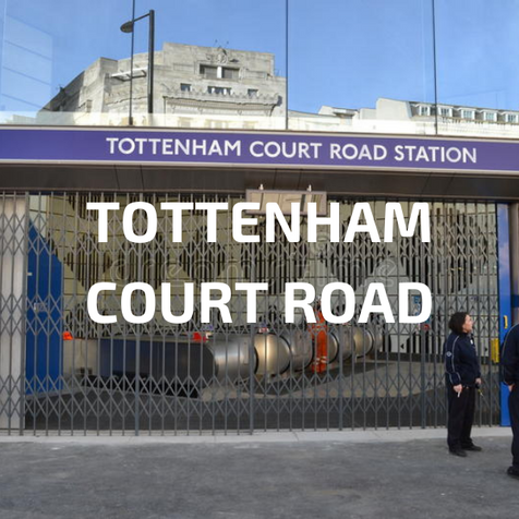 Tottenham Court Road Case Study