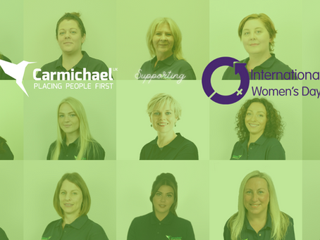 CarmichaelUK Celebrates International Women's Day 2021!