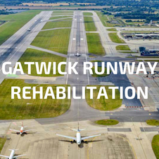 Gatwick Runway Rehabilitation Case Study