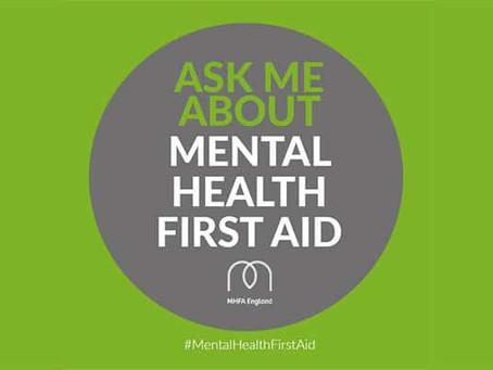 Meet CarmichaelUK's Mental Health First Aiders