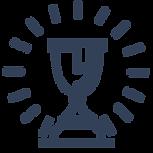 Award single line icon slate-01.png