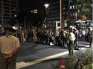 17NSJ流山にて解散(8.10).JPG