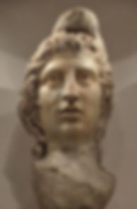 Head of Mithras in Phrygian cap_Londiniu