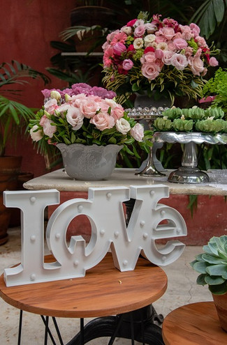 Two Sisters | Casamento Shabby Chic
