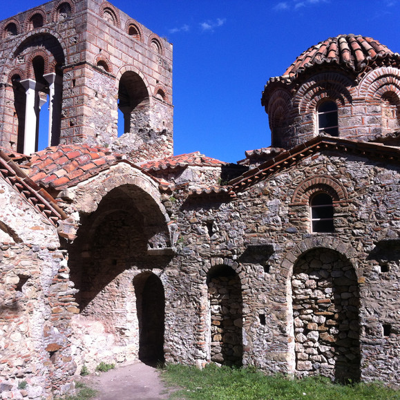 Mystras, about 2 hours
