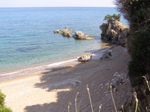 Smuggler's cove, nearest naturist beach