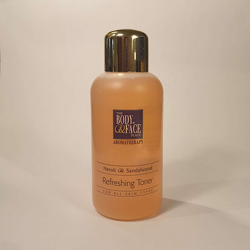 Neroli & Sandalwood Refreshing Toner