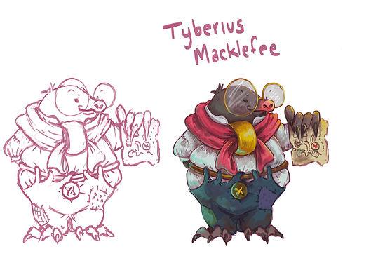 Tyberius Macklefee