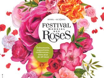 Le festival des roses à Lyon - 2015