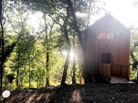 🌳 Lyon Coutry House : Séjour Insolite dans la nature à 10 min du centre de Lyon