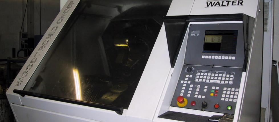 Woodtronic CNC5