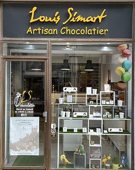 Boutique chocolats Lyon