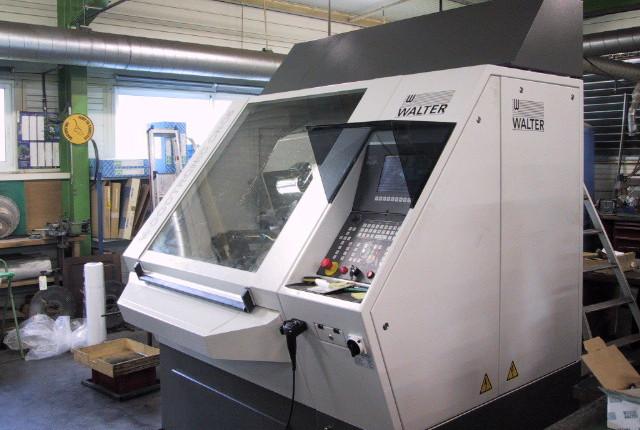 Woodtronic CNC5D Automation