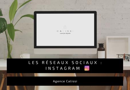 Les réseaux sociaux : Instagram