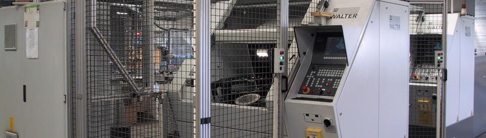 Robot de production Woodtronic