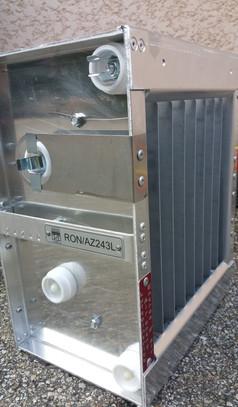 Entretien épurateurs électrostatiques brouillard d'huile Elbaron