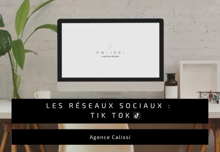 📱Les réseaux sociaux : Tik Tok