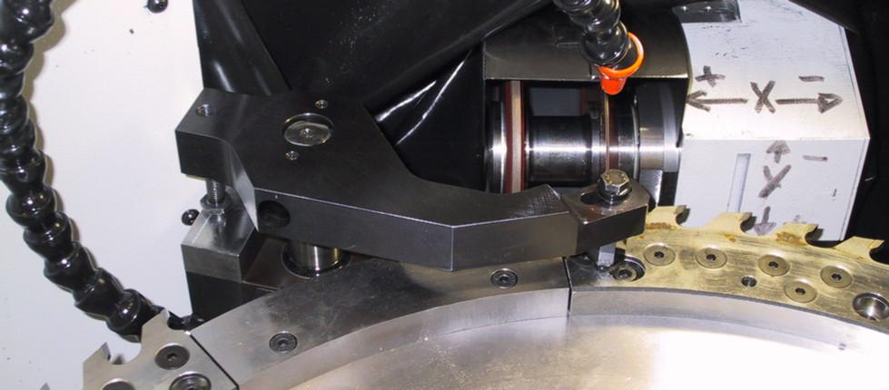 Affutage de segment Woodtronic
