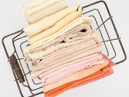 🧵Les différents types de textiles et leurs caractéristiques