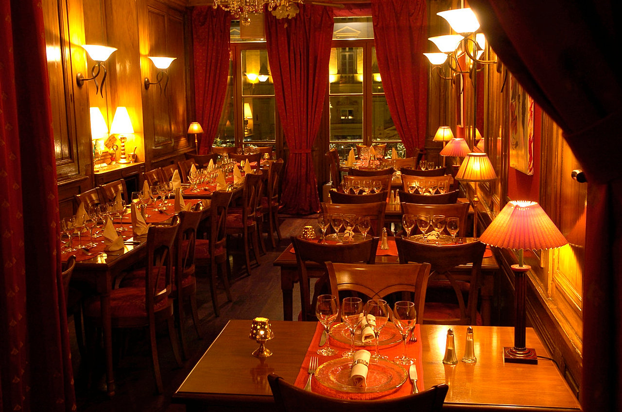 Restaurant Caviar Lyon