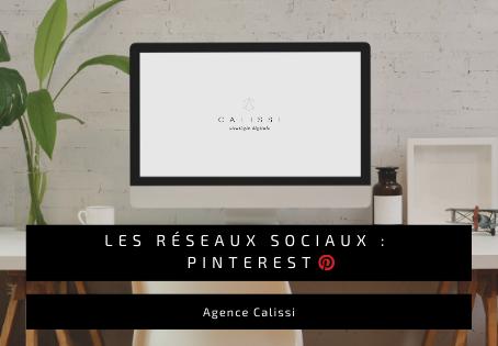 📱Les réseaux sociaux : Pinterest