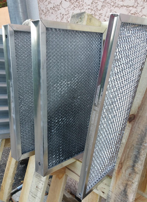 Entretien épurateurs électrostatiques brouillard d'huile grilles après