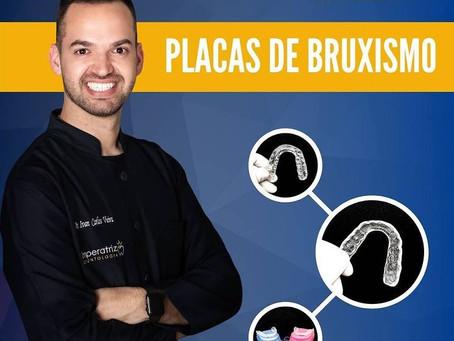Como funcionam as placas de tratamento para Bruxismo?