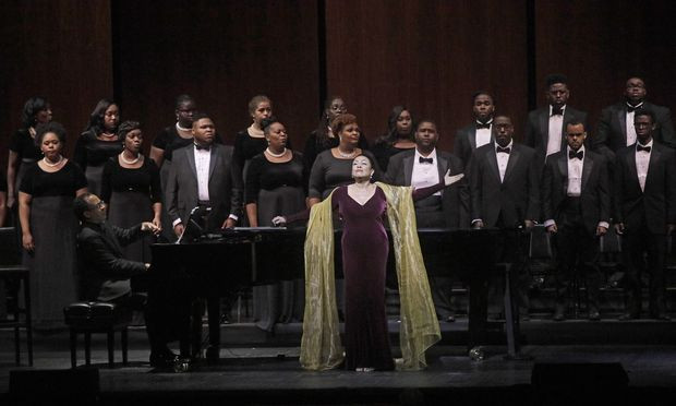 The Bentley with Kathleen Battle for her stellar return to the MET Opera stage