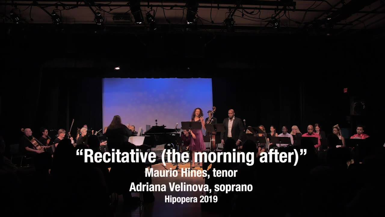 """The Morning After"" - HIPOPERA by Joel A. Martin"