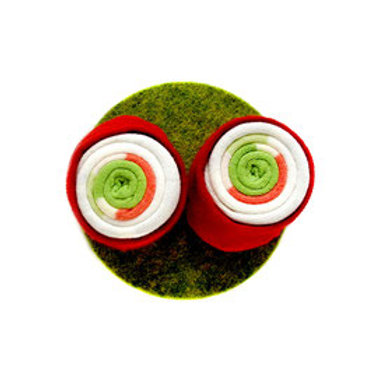 Chaussettes Sushi California Roll
