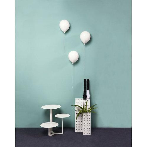 Ballon décoratif blanc