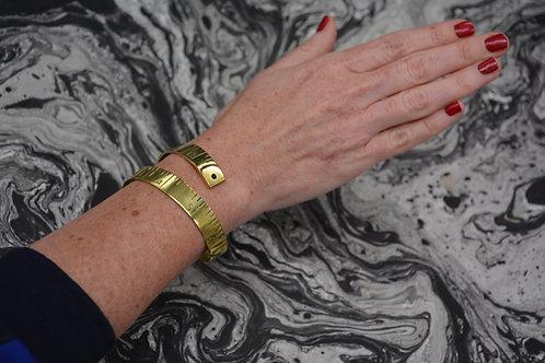 """Bracelet """"Mètre ruban de couture"""""""