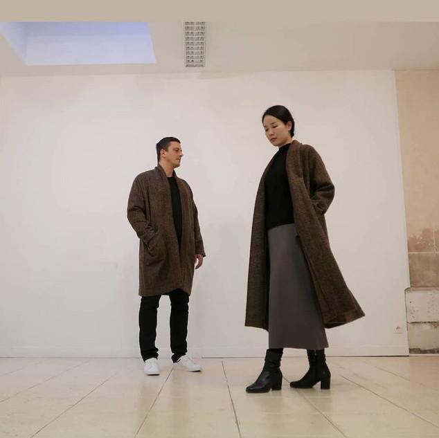 Manteaux et vestes mixtes créateur