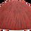 """Thumbnail: Champignon diffuseur de parfum en céramique """"Rouge"""""""