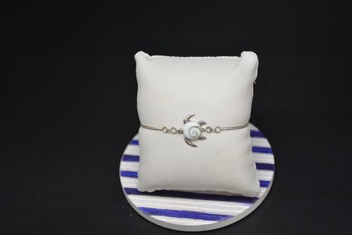 Bracelet Tortue Oeil de Sainte-Lucie