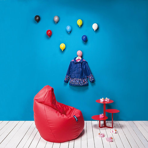 Mini Ballon patère ROSE