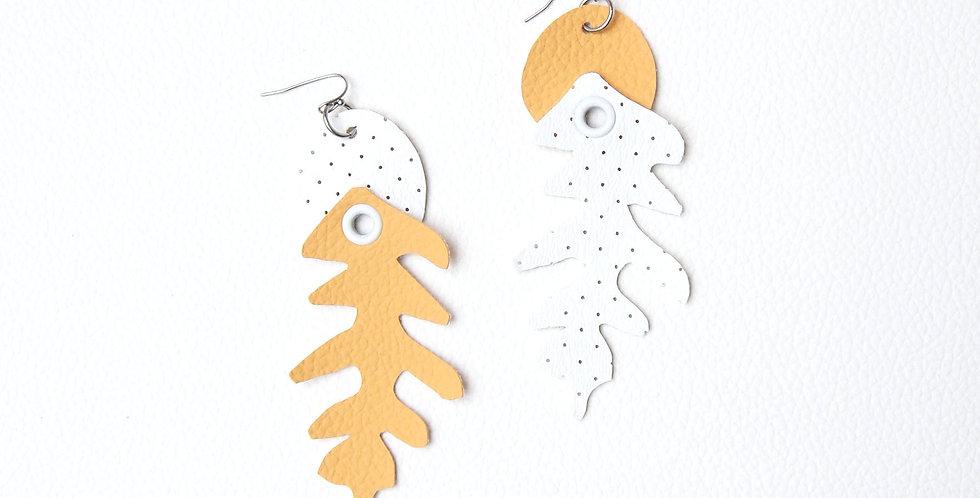 Ferns earrings