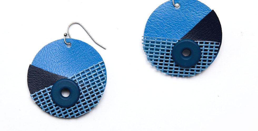 Circles layers earrings