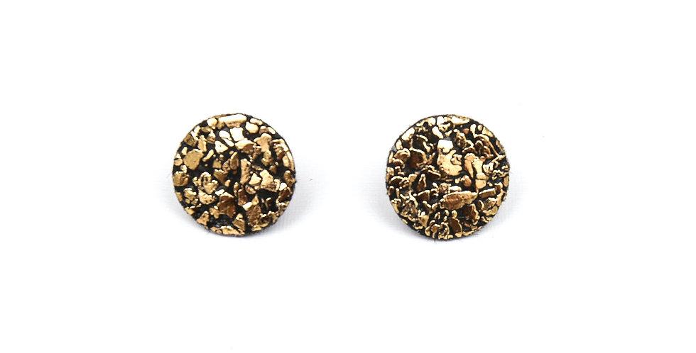 Bright mini earrings