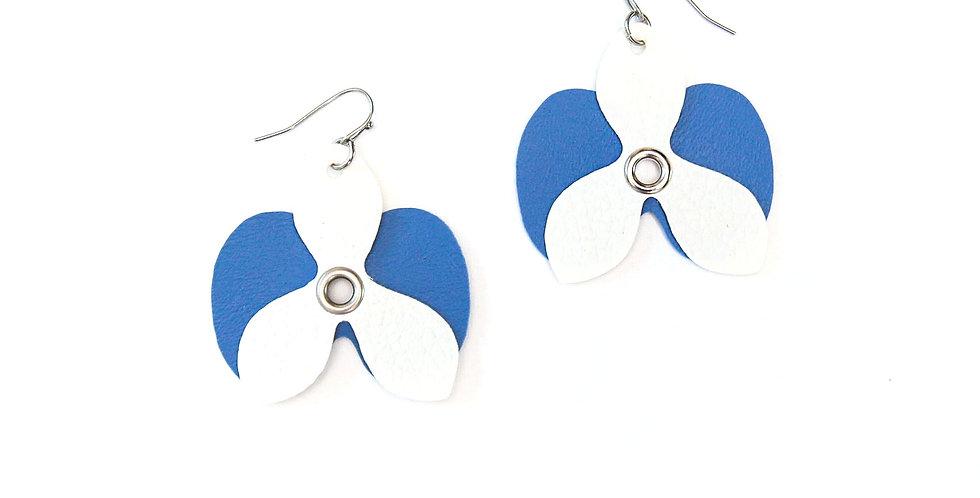 Orquideas earrings
