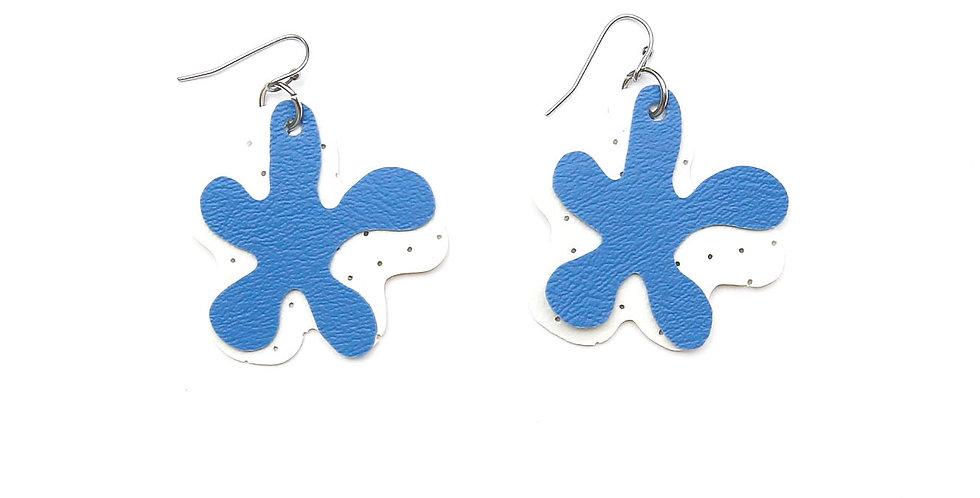 Splashes waterproof earrings