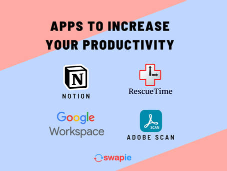 Apps to Increase Remote Work Productivity