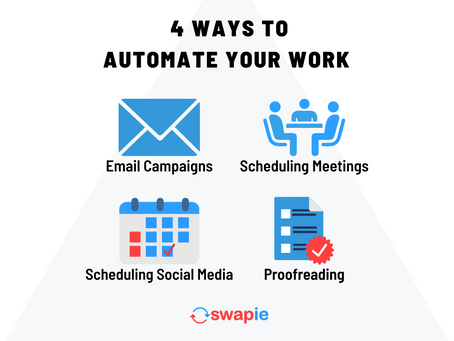 4 Ways to Automate Your Work