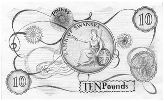 Original 10 Pound Note